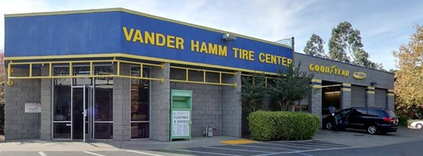 Vander Hamm Tire Center, Inc.