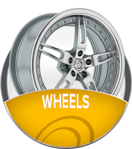 Shop for Wheels at Vander Hamm Tire Center in Davis, CA