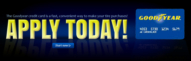 Goodyear Financing available at Vander Hamm Tire Service in Davis, CA