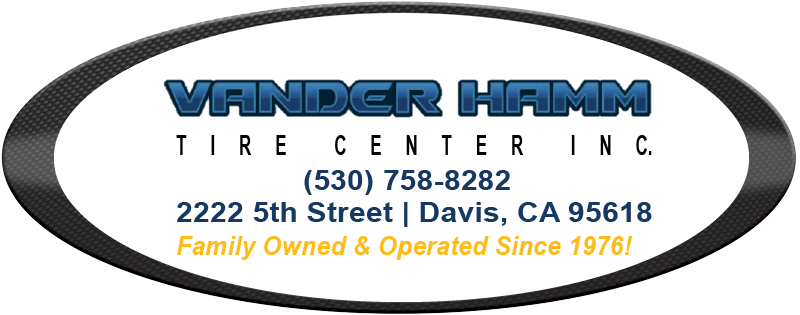 Welcome to Vender Hamm Tire Center